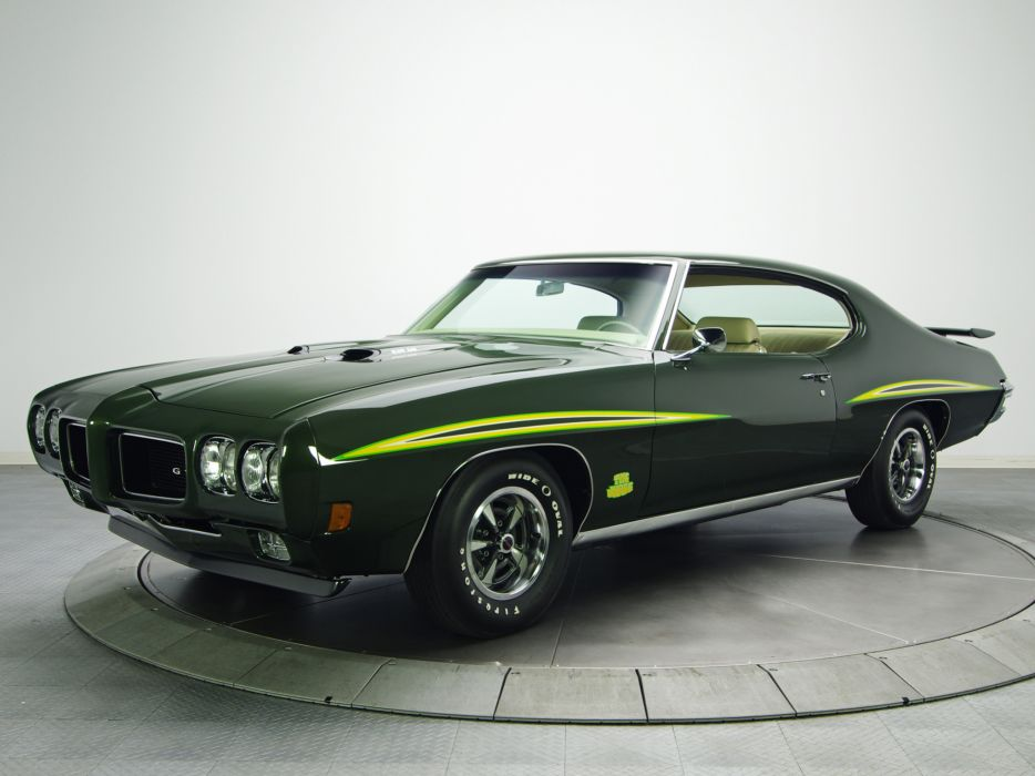1970 Pontiac GTO Judge Hardtop Coupe 4237 muscle classic   hd wallpaper