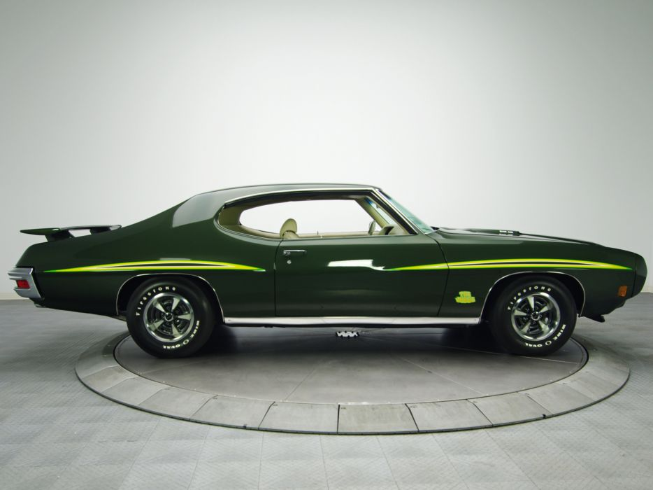 1970 Pontiac GTO Judge Hardtop Coupe 4237 muscle classic   hj wallpaper