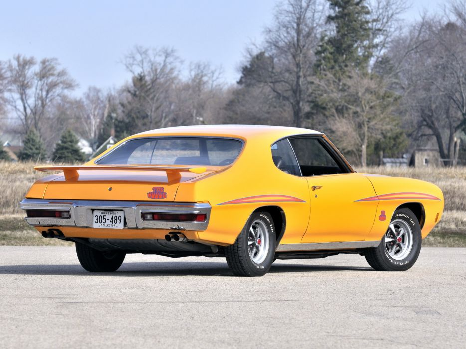 1970 Pontiac GTO Judge Hardtop Coupe 4237 muscle classic   jd wallpaper