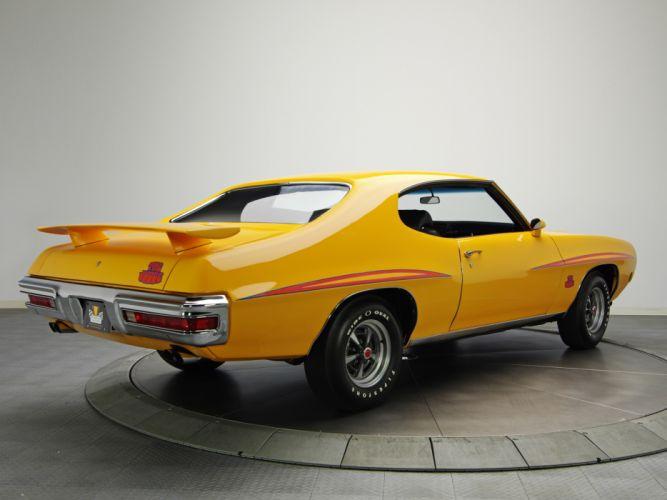 1970 Pontiac GTO Judge Hardtop Coupe 4237 muscle classic g wallpaper