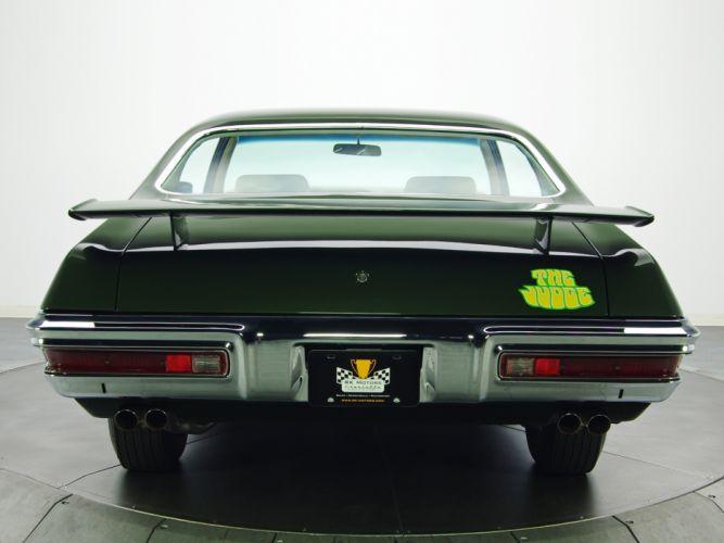 1970 Pontiac GTO Judge Hardtop Coupe 4237 muscle classic m wallpaper
