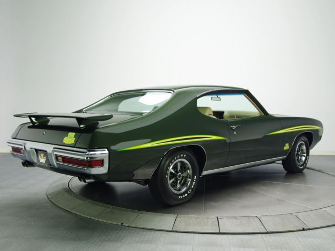 1970 Pontiac GTO Judge Hardtop Coupe 4237 muscle classic b wallpaper