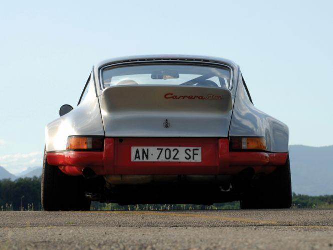 1972 Porsche 911 Carrera RSR Coupe supercar supercars race racing classic f wallpaper