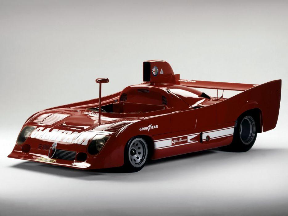 1973 Alfa Romeo Tipo 33TT12 race racing classic    d wallpaper