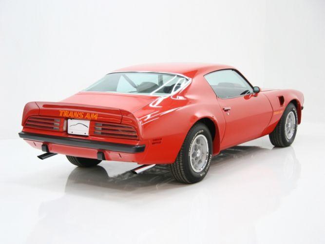 1974 Pontiac Firebird Trans-Am SD-455 muscle classic 455 trans f wallpaper