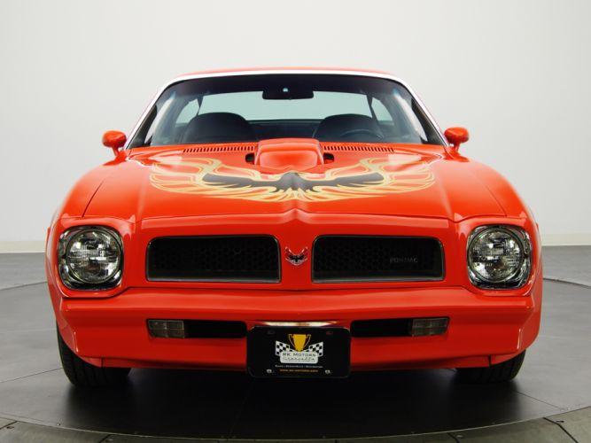 1976 Pontiac Firebird Trans-Am L75 455 muscle classic trans f wallpaper