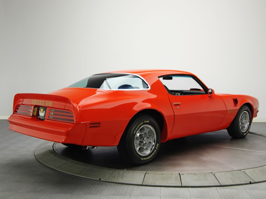 1976 Pontiac Firebird Trans-Am L75 455 muscle classic trans wallpaper