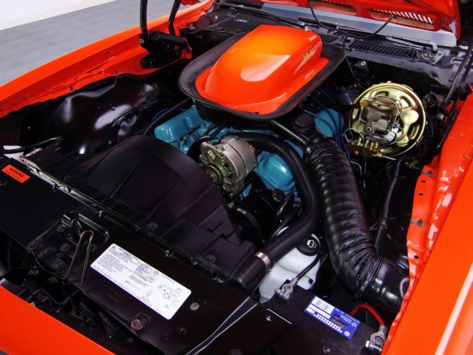 1976 Pontiac Firebird Trans-Am L75 455 muscle classic trans engine engines wallpaper