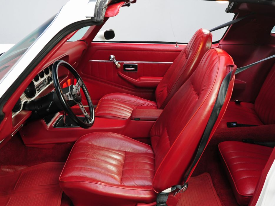 1977 Hurst Pontiac Firebird Trans-Am T-A 6-6 W72 T-Top muscle classic trans interior        d wallpaper