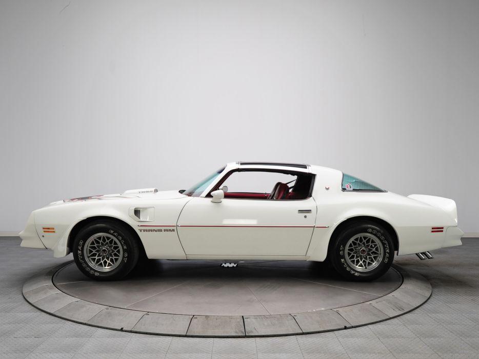 1977 Hurst Pontiac Firebird Trans-Am T-A 6-6 W72 T-Top muscle classic trans f wallpaper
