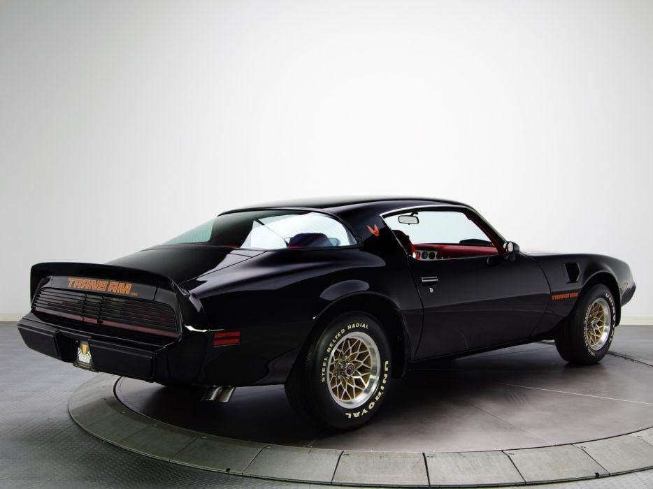 1979 Pontiac Firebird Trans Am 6 6 L80 Muscle Classic