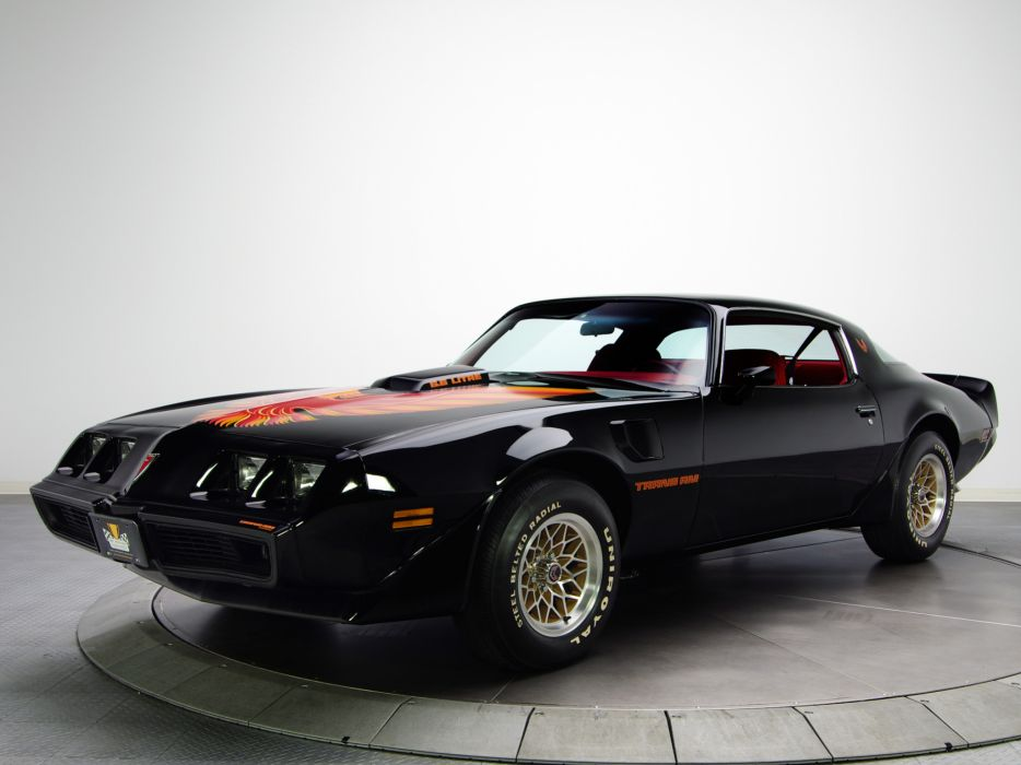 1979 Pontiac Firebird Trans-Am 6-6 L80 muscle classic trans f wallpaper