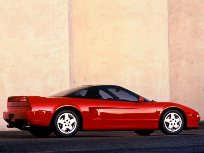 1991 Acura NSX supercar supercars gs wallpaper