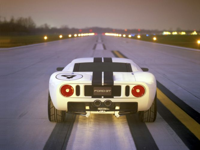 2002 Ford GT40 Concept supercar supercars f wallpaper