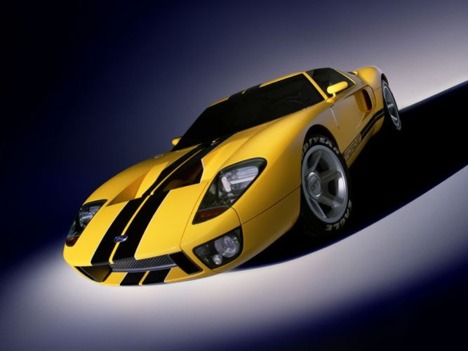 2002 Ford GT40 Concept supercar supercars n wallpaper
