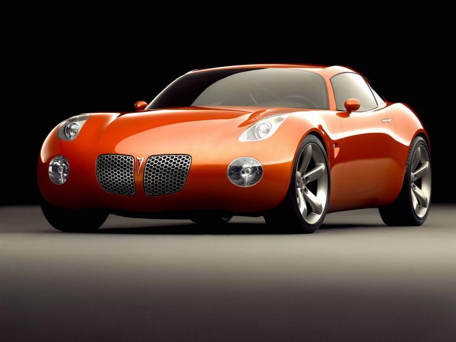 2002 Pontiac Solstice Coupe Concept   h wallpaper