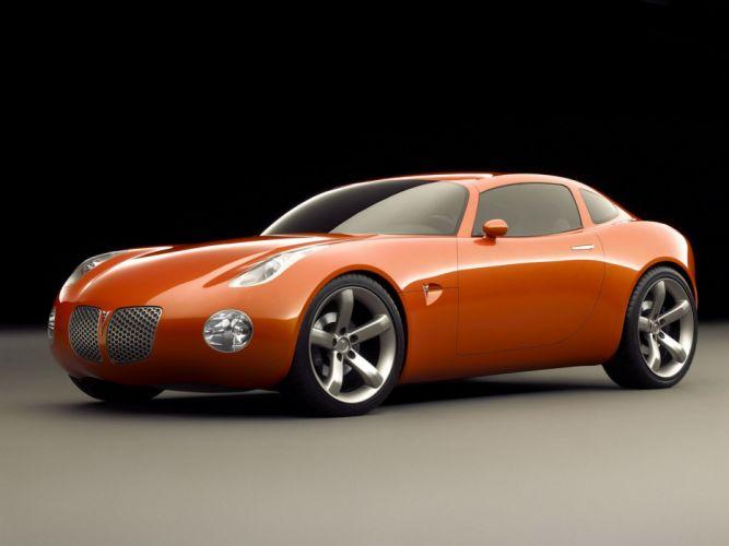 2002 Pontiac Solstice Coupe Concept q wallpaper