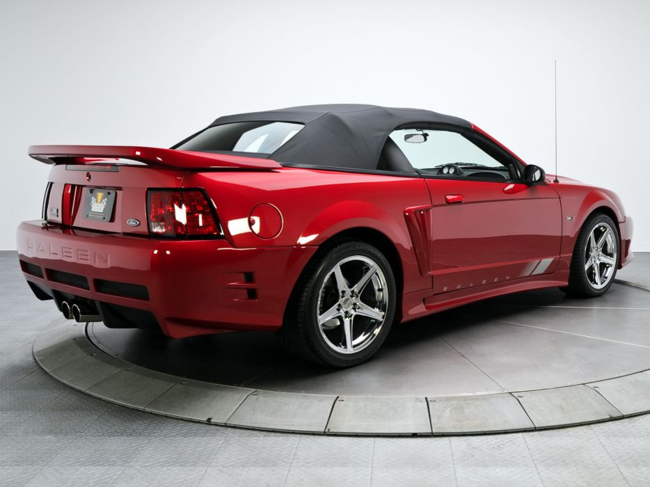 2002 Saleen S281 SC Extreme Convertible supercar supercars muscle s-c ford mustang  f wallpaper