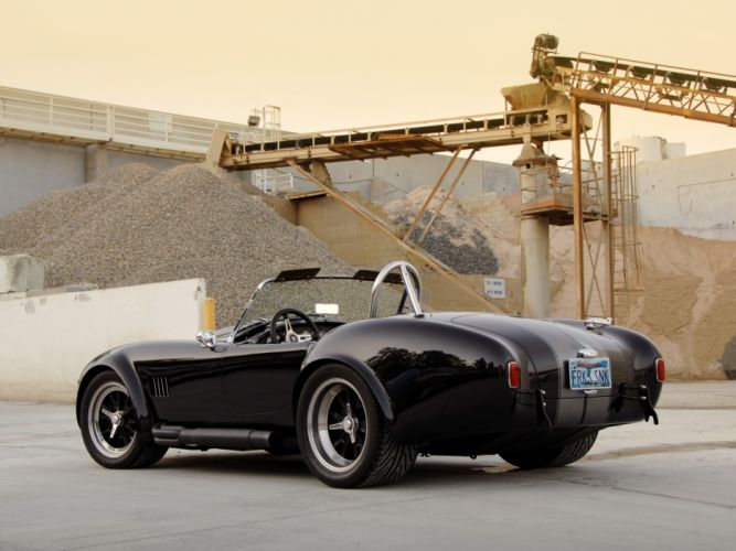 2009 AC Shelby Cobra replica hot rod rods muscle supercar supercars f wallpaper