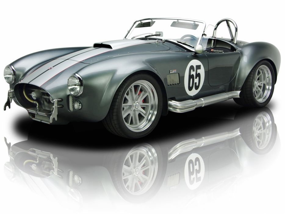 2009 AC Shelby Cobra replica hot rod rods muscle wallpaper