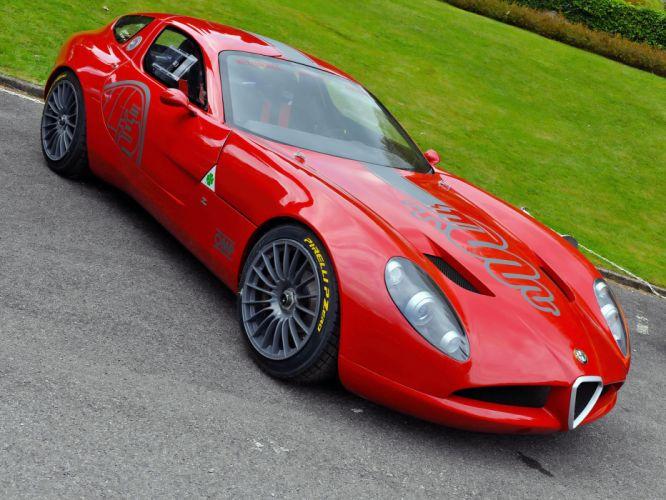 2010 Alfa Romeo TZ3 Corsa supercar supercars wallpaper