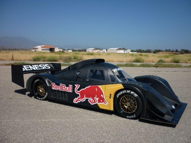 2010 RMR Hyundai Genesis PM580 race racing supercar supercars wallpaper