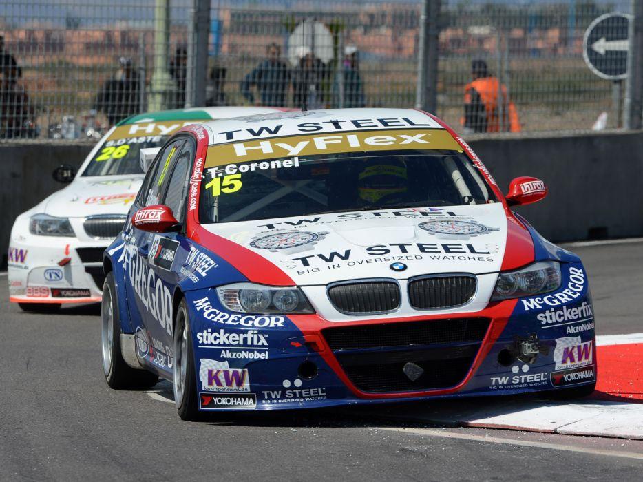 2011 BMW 320 TC WTCC Sedan E90 race racing    e wallpaper