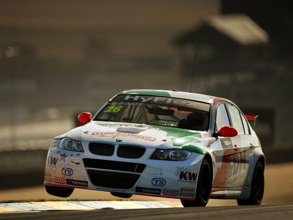 2011 BMW 320 TC WTCC Sedan E90 race racing    f wallpaper