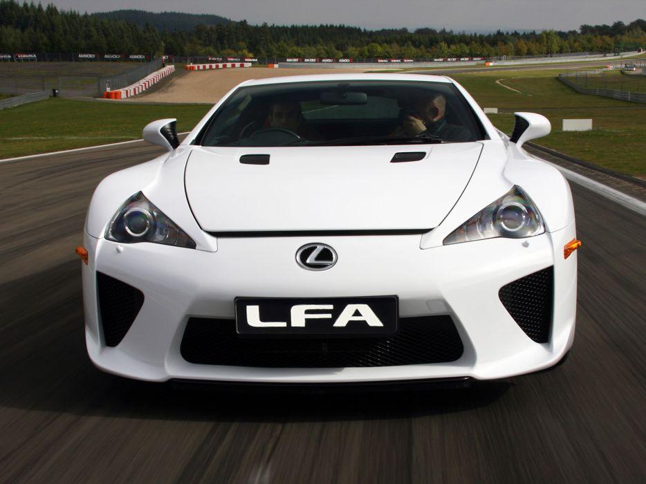 2011 Lexus LFA JP-spec supercar supercars   da wallpaper