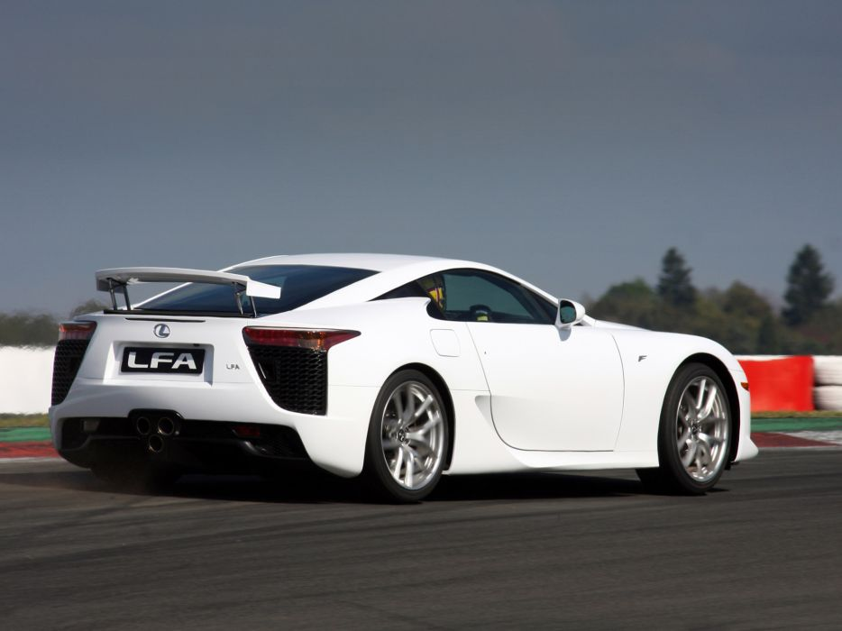 2011 Lexus LFA JP-spec supercar supercars    d wallpaper