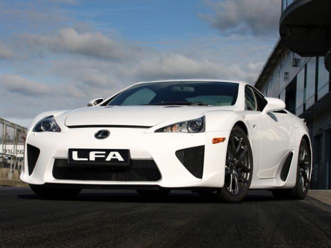 2011 Lexus LFA JP-spec supercar supercars d wallpaper