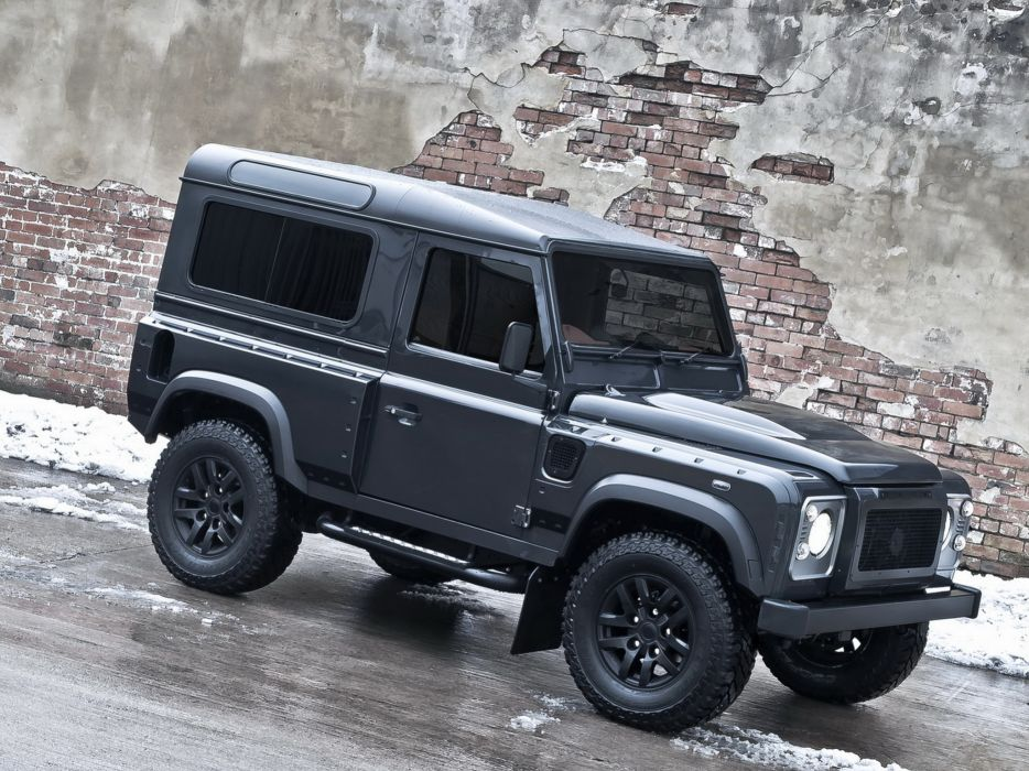 2012 Land Rover Defender 9-0 offroad 4x4 suv wallpaper