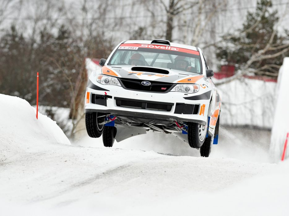 2012 Subaru Impreza WRX STi Rally race racing wallpaper