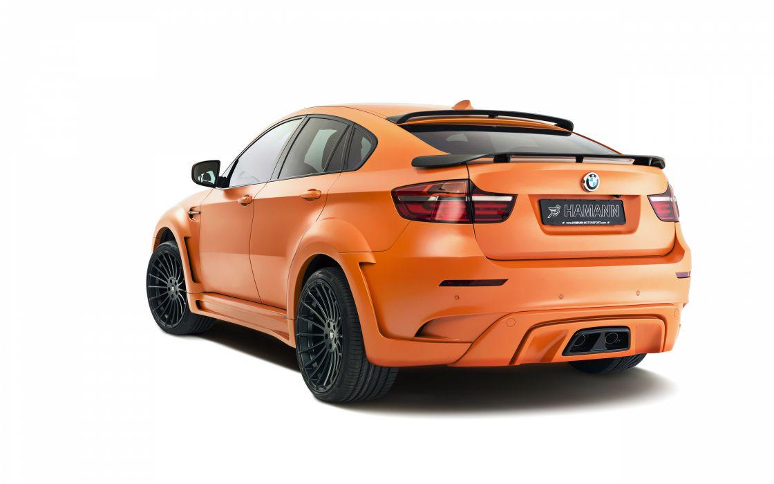 2013 Hamann BMW X6M Tycoon tuning     h wallpaper