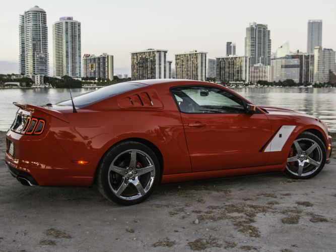 2013 Roush Ford Mustang Stage-3 muscle fw wallpaper