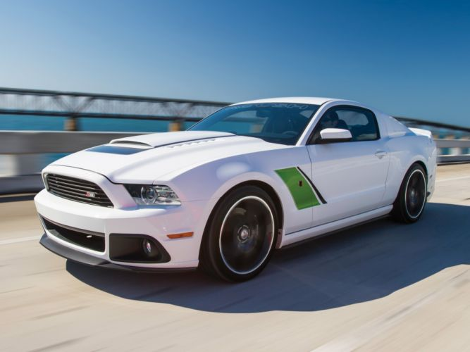 2013 Roush Ford Mustang Stage-3 muscle wallpaper