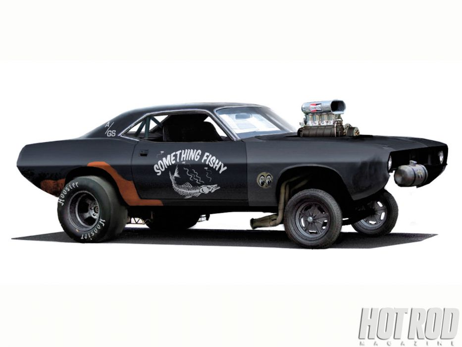 Plymouth Barracuda cuda muscle hot rod rods classic race drag f racing wallpaper