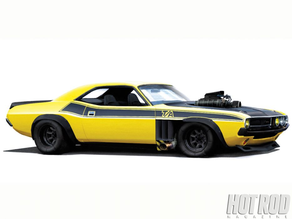 Plymouth Barracuda cuda muscle hot rod rods classic race racing      gi wallpaper