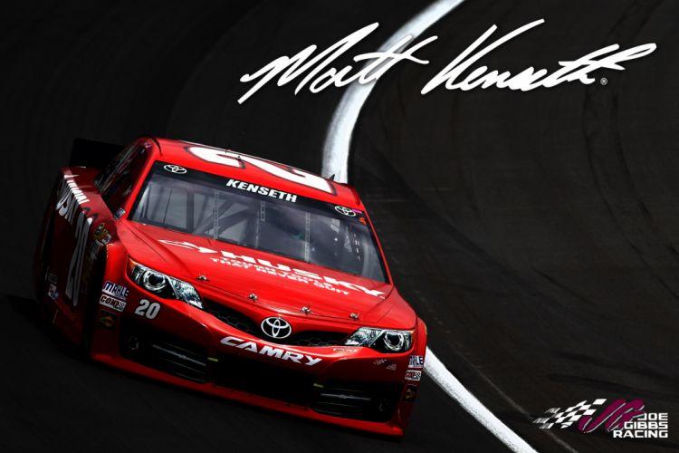 NASCAR race racing e wallpaper