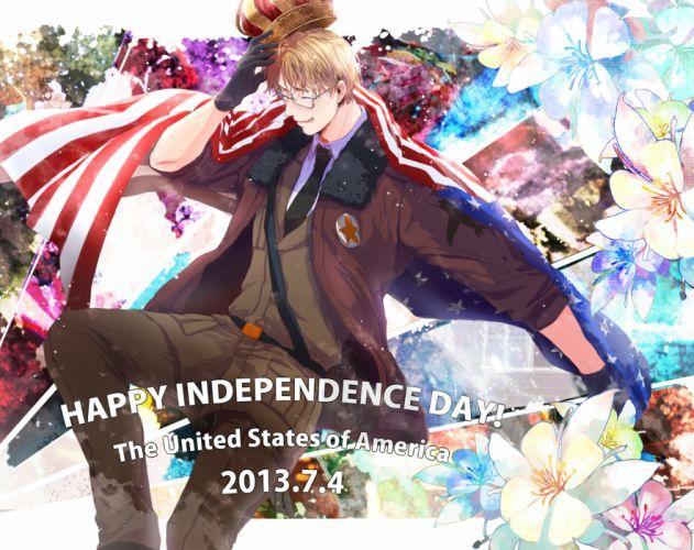 Axis Powers Hetalia United States wallpaper