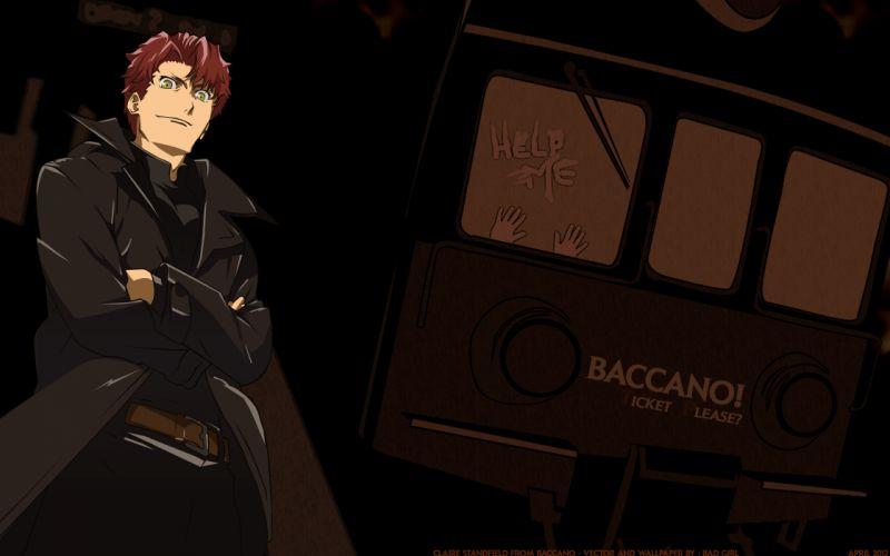 Baccano! wallpaper