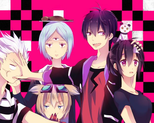 Blood Lad wallpaper
