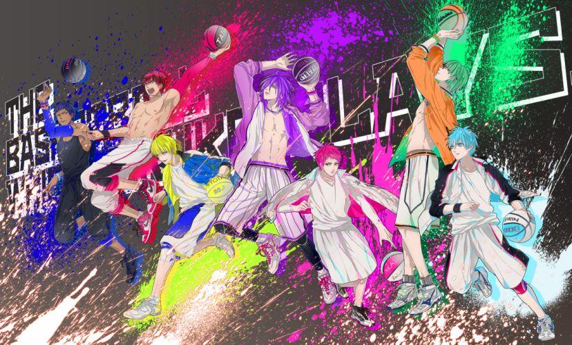 Kuroko no Basket j wallpaper