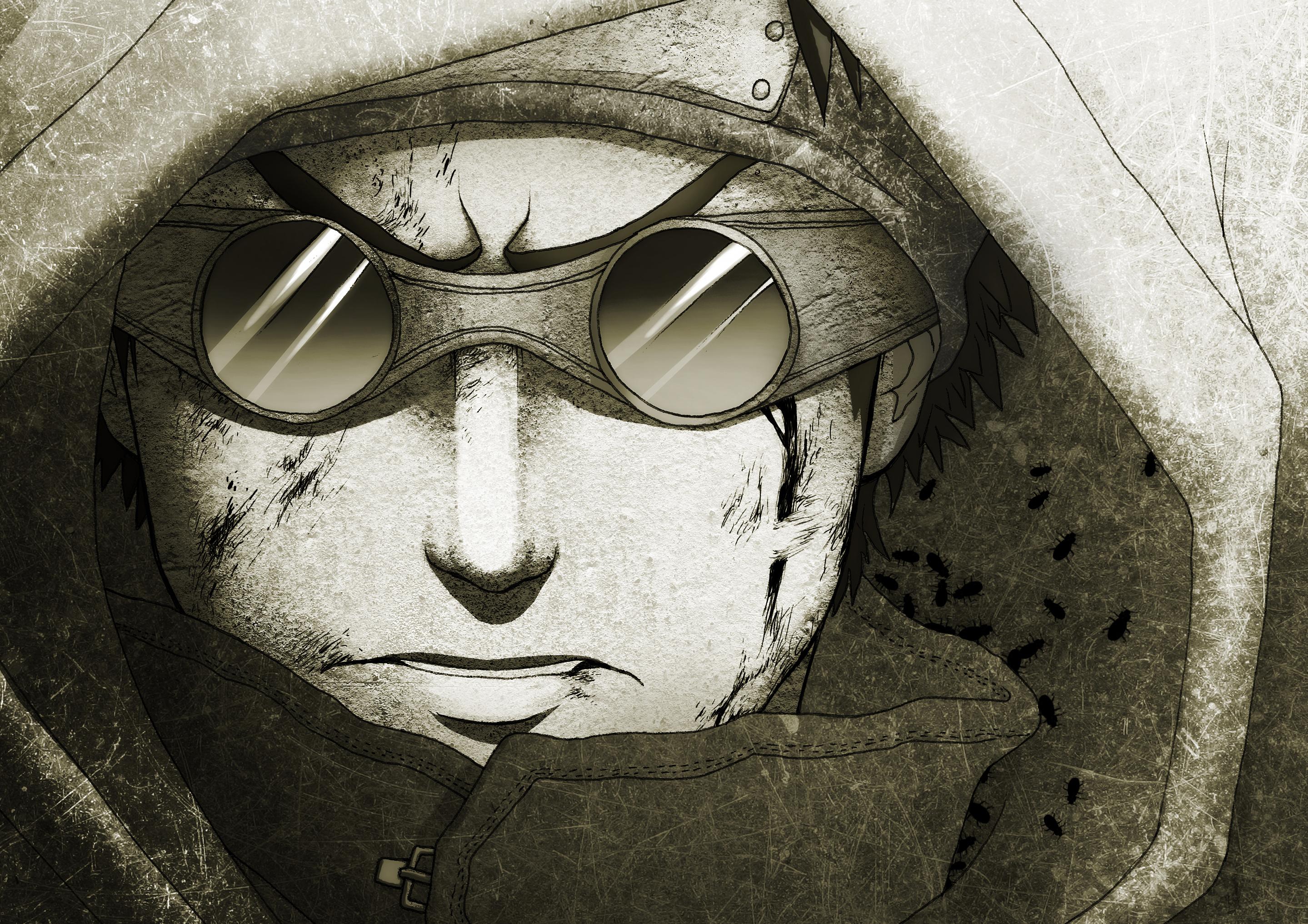 Naruto aburame shino blood naruto wallpaper | 2878x2034 | 116547 | WallpaperUP