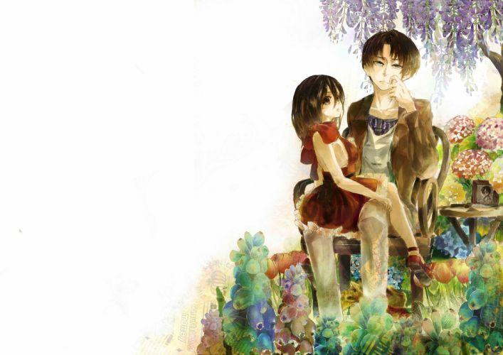 Shingeki no Kyojin h wallpaper