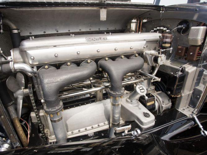 1932 Bentley 8-Litre Limousine Mulliner retro luxury engine engines f wallpaper