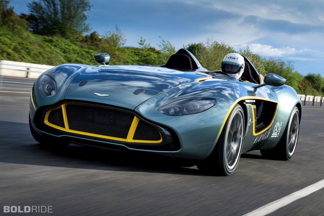 2013 Aston Martin CC100 Speedster Concept supercar supercars wallpaper