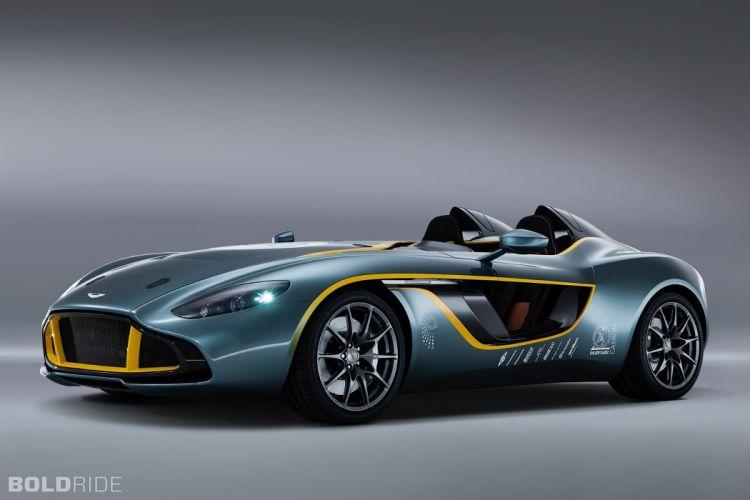 2013 Aston Martin CC100 Speedster Concept supercar supercars g wallpaper