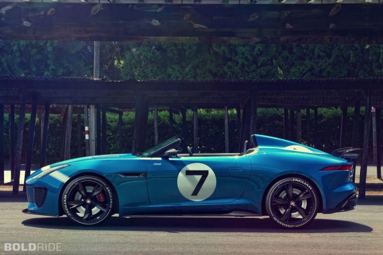 2013 Jaguar Project-7 Concept supercar supercars g wallpaper