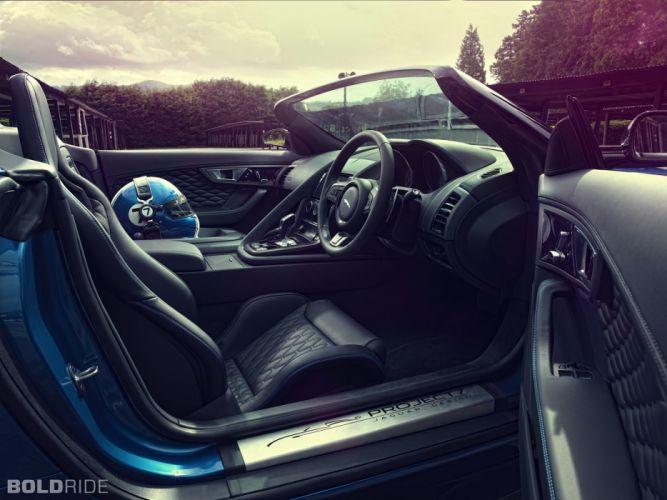 2013 Jaguar Project-7 Concept supercar supercars interior g wallpaper